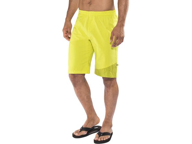 E9 3D - Pantalones cortos Hombre - verde